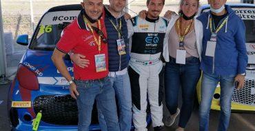 Schreiner nel GT italiano con AF Corse