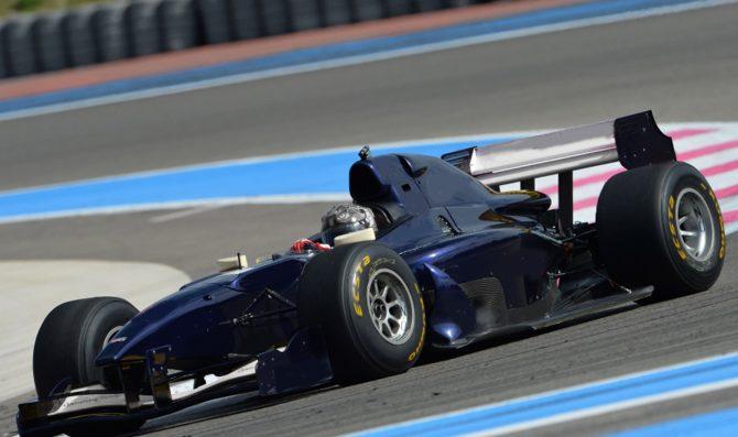 De Lorenzi in Boss GP