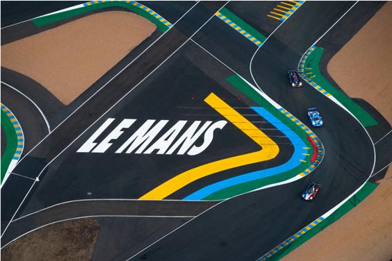 24H Le Mans grid revealed