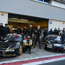 12H Mugello, PB Racing con due Lotus