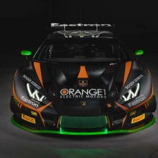 Orange1 FFF Racing returns to Endurance Cup