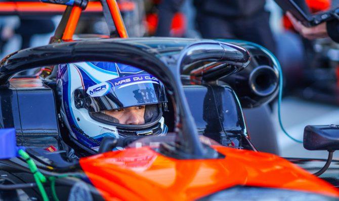 Boya e Bardinon con FA Racing