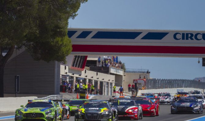 Paul Ricard replaces Spa