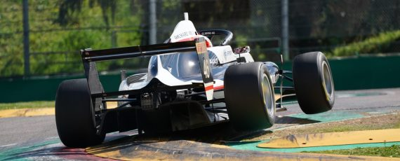 David tops test at Imola
