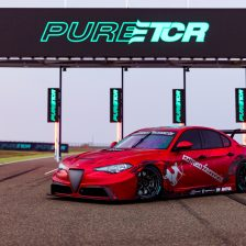 Coletti to race Giulia ETCR