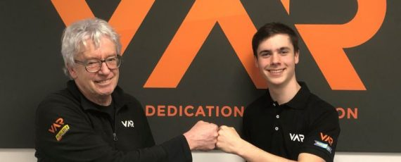 Casper Stevenson joins VAR for Euroformula Open debut