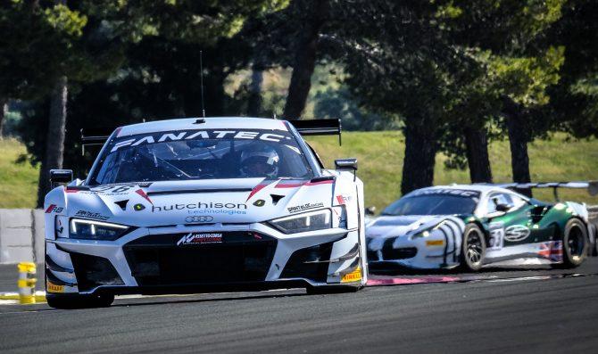 Test al Ricard: subito le Audi