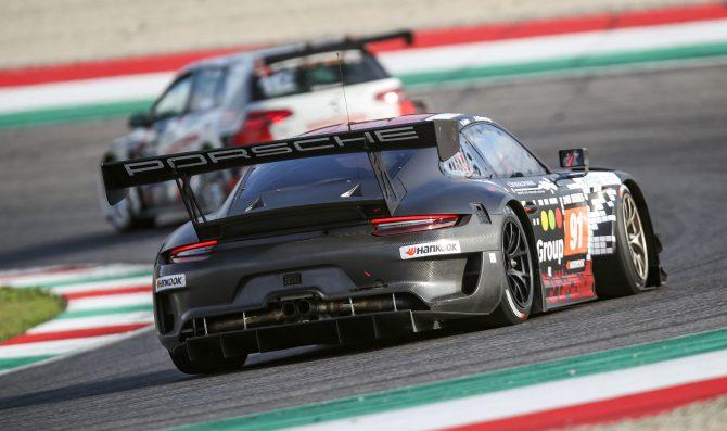 La 12H Mugello a Herberth Motorsport