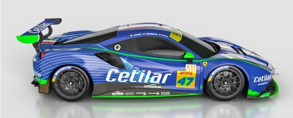 Cetilar unveils WEC campaign