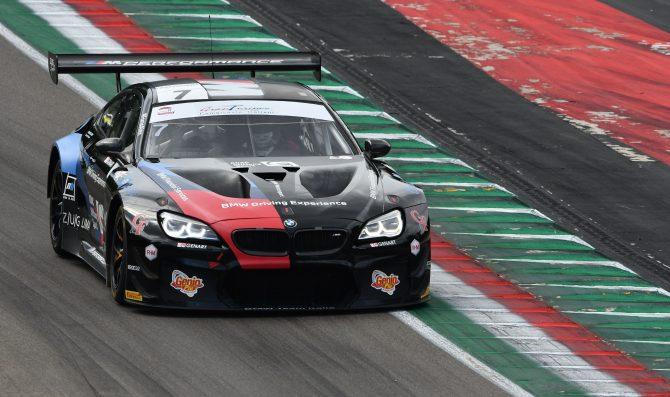 Ceccato Racing in pista con la M6