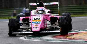 Frederick moves up to FIA Formula 3