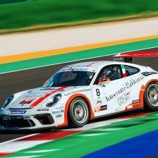 Fenici debutta con AB Racing