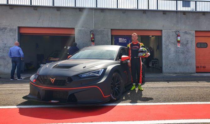 Imberti conferma con Elite Motorsport