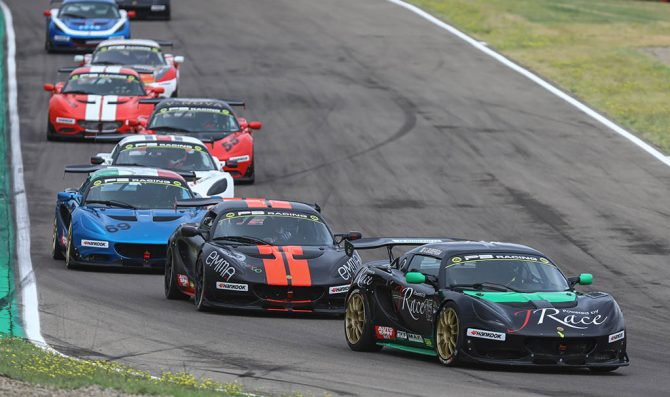 Parte la Lotus Cup Italia