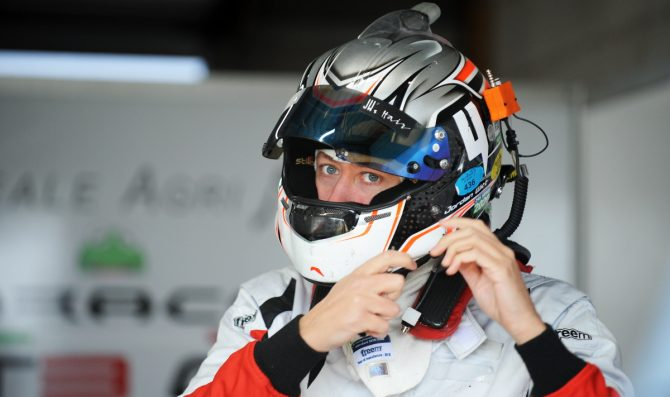 Witt joins Toro Verde GT