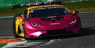 JM Littman a Monza con GSM Racing
