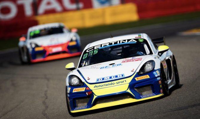 Autorlando con due Porsche a Monza