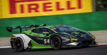 Max Lanza e CAAL Racing insieme