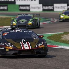 Weering takes first win at Monza