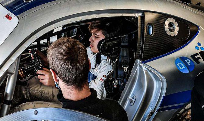 Nova Race annuncia Di Fabio per la GT4
