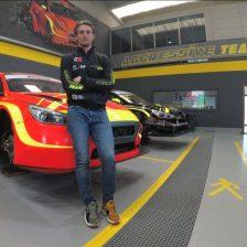 Ceccon con la Hyundai nel TCR Italy