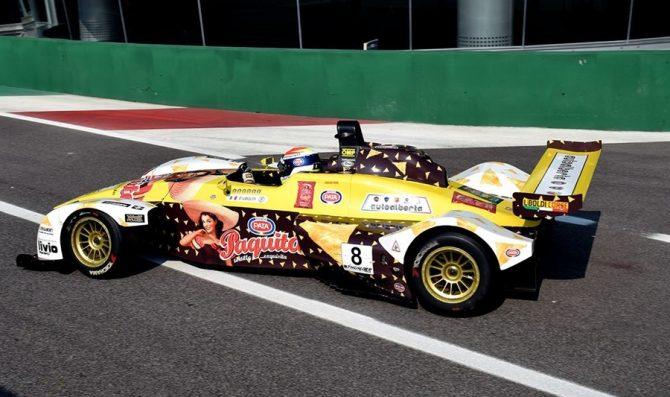 Test a Monza: vola Uboldi