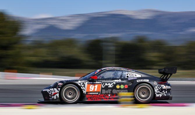 Porsche secures win at Paul Ricard
