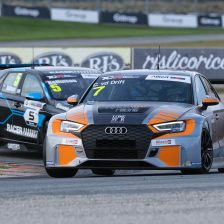 Audi secures first TCR New Zealand title