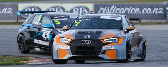 Audi secures first TCR NZ title