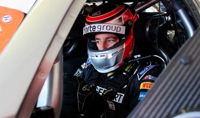 Ferri e Gagliardini in GT4