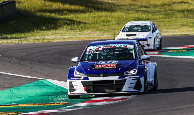 Butti all'esordio con Elite Motorsport