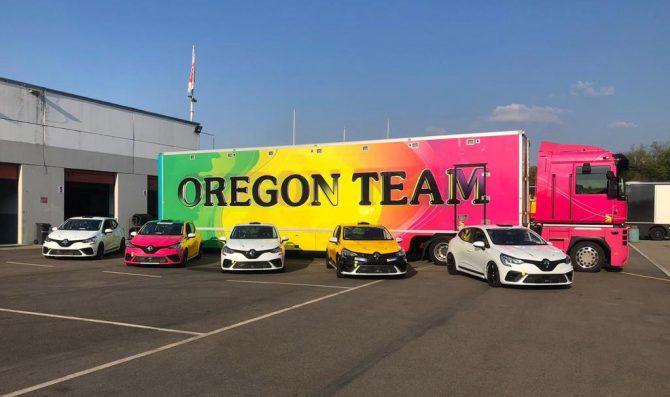 Oregon a tre punte nella Clio
