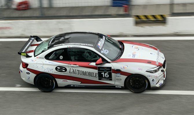 BMW M2: in pole Brigatti e Sandrucci