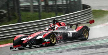 Gara 1, troppa pioggia: bandiera rossa