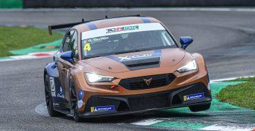 Sandrucci vince una Gara 2 movimentata