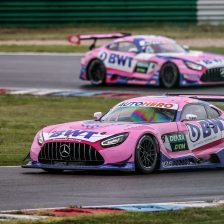 DTM test: Gotz tops day 1