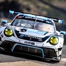 Liberati con la Porsche KCMG alla Qualification Race