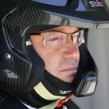 Stefano Valli in Coppa Italia GT