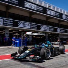Nannini al via del FIA Formula 3