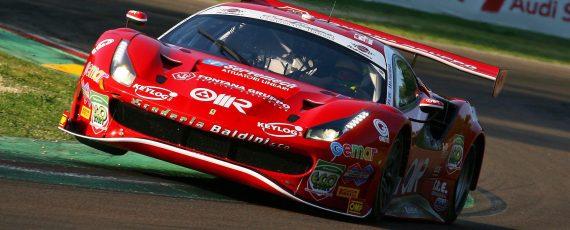 Baldini rientra nel GT italiano
