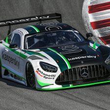 AKM Motorsport a due punte