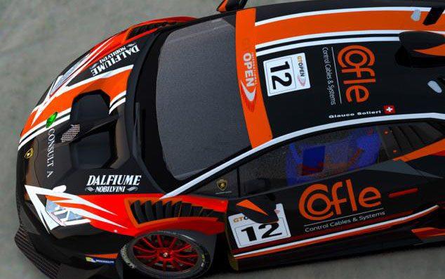 Solieri rientra nella GT Cup Open