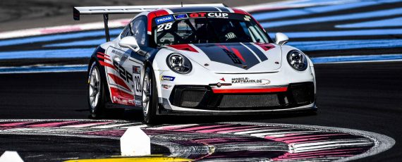Zamparelli secures GT Cup pole