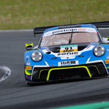 ADAC GT, ecco la Porsche