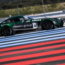 GT Open: Mercedes dominano nella Q1