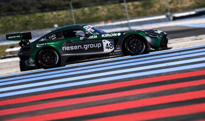 GT Open: Mercedes dominano nella Q1