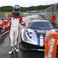 Rovera unstoppable, vince anche in Austria