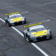 Gli equipaggi Audi per Pergusa, arriva Basz