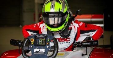 Crawford, Das secure Team Motorpark one-two