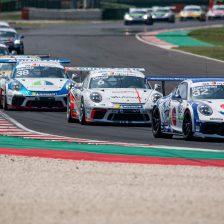 Carrera Cup Italia: oltre 40 nei test